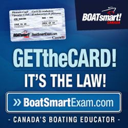 Get your canadian boating license now.